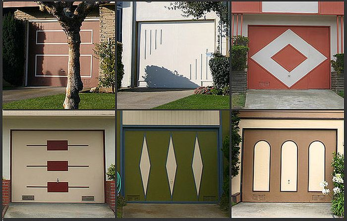 garage door design trends